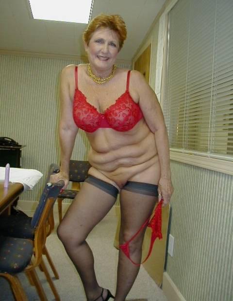 Fick! gal granny mature