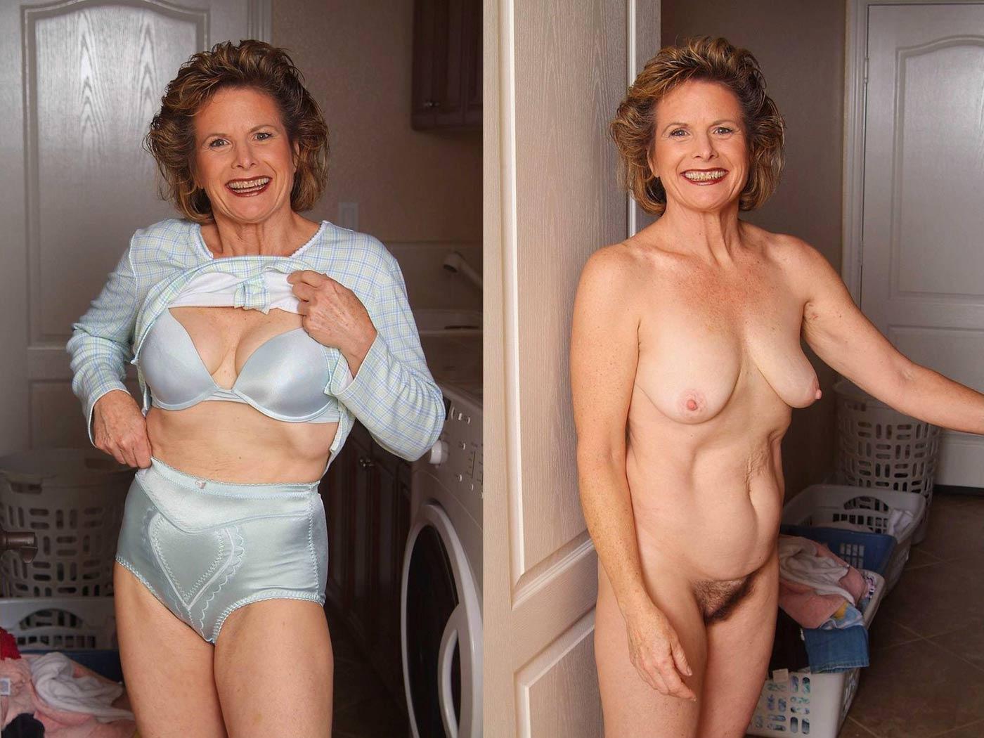 Tv series nude woman