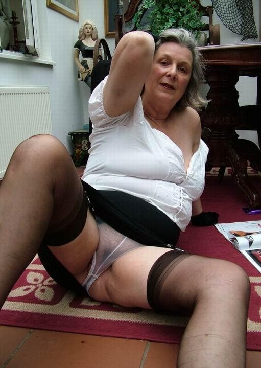Granny sex women